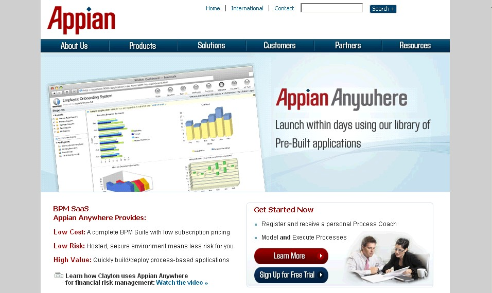 Appian-Cloud