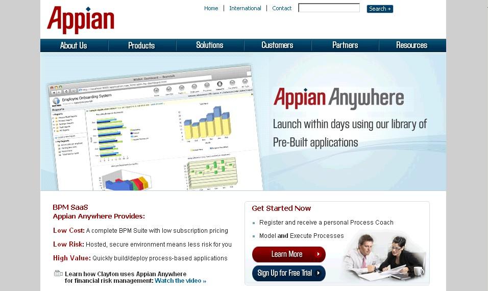 Appian-Cloud