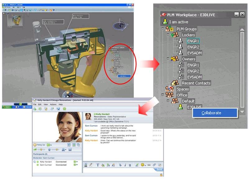 plm-mail-DS-3DLive