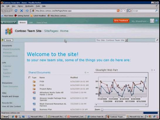 Office Look and Feel in FireFox